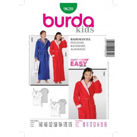 Patron Fuseau Burda n°9615