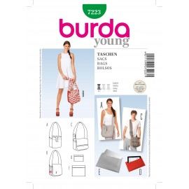 Patron Blouse Burda n°7220