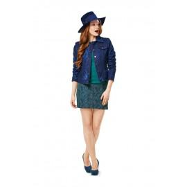 Jacket Sewing Pattern Burda n°7018