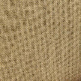 Tissu toile de jute luxe 280 cm x 10cm