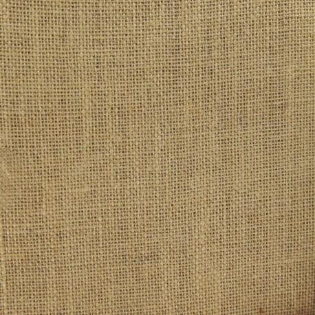 Tissu toile de jute luxe 280 cm  x10cm