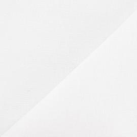 Tarlatane 100 % coton blanc x 10cm