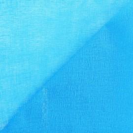 Tarlatane 100 % coton mer du sud x 10cm