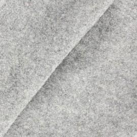 Laine bouillie gris clair x 10cm