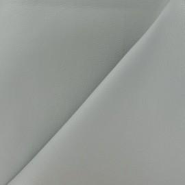 Simili cuir Nilo gris clair x 10cm