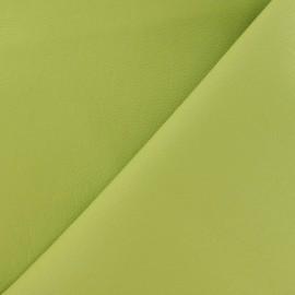 Simili cuir Nilo vert pomme  x 10cm