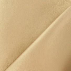 Simili cuir Nilo or x 10cm