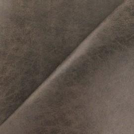 Cuir d'ameublement aspect vieilli Colorado bronze x 10cm