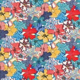 Liberty Mauvey G fabric - blue x 10cm