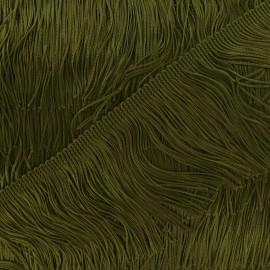 Franges Charleston bronze 10cm x 50cm
