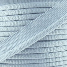 Flange Insertion Piping Cord - blue-grey