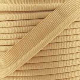 Flange Insertion Piping Cord - beige