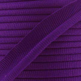 Flange Insertion Piping Cord - purple