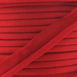 Flange Insertion Piping Cord - red