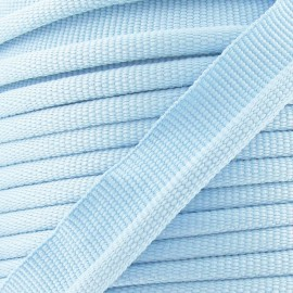 Flange Insertion Piping Cord - sky blue