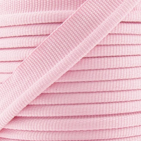 Flange Insertion Piping Cord - pink