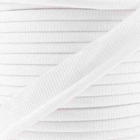 Flange Insertion Piping Cord - white