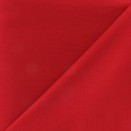 Extra wide cotton fabric Reverie (280 cm) - Burgundy x 10cm