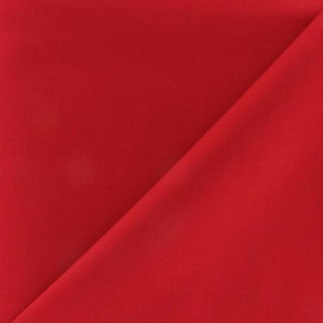 Extra wide cotton fabric Reverie (280 cm) - Burgundy x 10cm