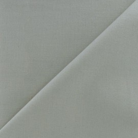Extra wide cotton fabric Reverie (280 cm) - Pearl x 10cm