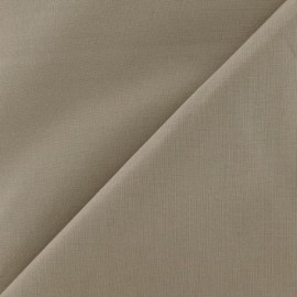 Extra wide cotton fabric Reverie (280 cm) - Mink x 10cm