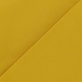 ♥ Coupon 340 cm X 150 cm ♥ Tissu coton sergé curcuma
