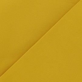 Twill Cotton Fabric - Turmeric x 10cm