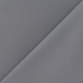Twill Cotton Fabric – Mouse grey x 10cm