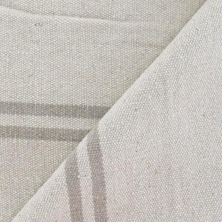 Woven Cotton Fabric - Joséphine beige x 10cm