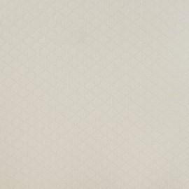 Stitched Fabric - Losange ecru x 10cm