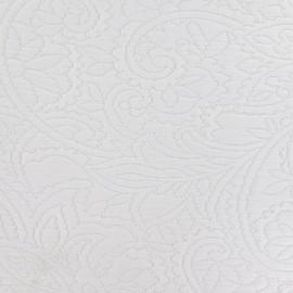 Tissu piqué Forcalquier fard x 10cm