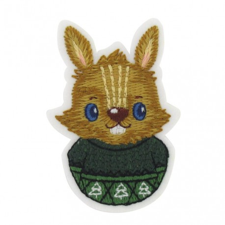 Thermo animaux hiver lapin