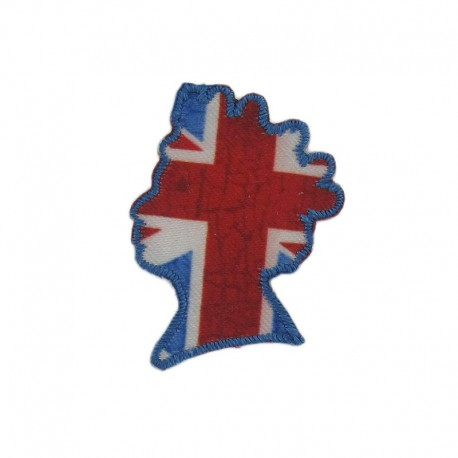 Thermo Queen and Union Jack bleu