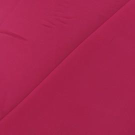 Silk Touch Satin Fabric - fuchsia x 50cm