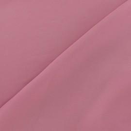 Tissu satin touché soie rose x 50cm