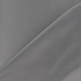 Silk Touch Satin Fabric - grey x 50cm