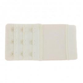 Rallonge soutien gorge Blanc 55mm / 3 agrafes
