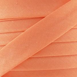 Biais Tout Textile corail 20 mm
