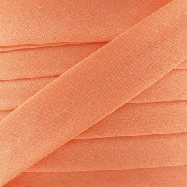 Multi-purpose-fabric Bias binding 20 mm - coral