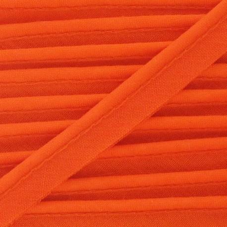 Passepoil tout textile carotte