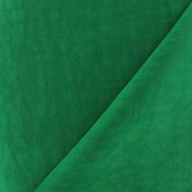 Tissu déperlant bleu azur x 10cm