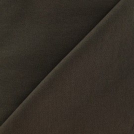 Cotton Canvas Fabric - CANAVAS Taupe x 10cm