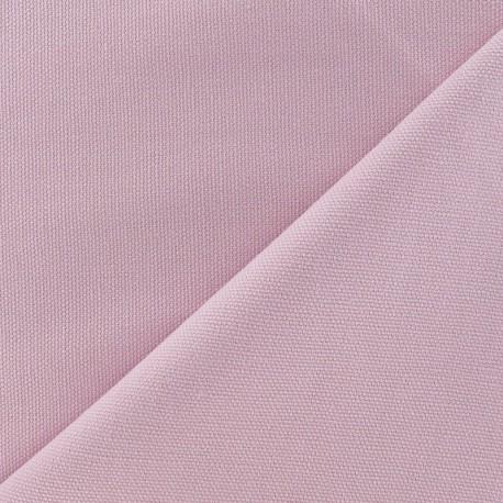 Tissu toile de coton uni Fuchsia x 10cm