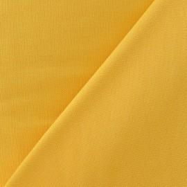 Tissu toile de coton uni Rose x 10cm