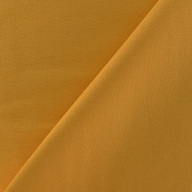 Cotton Canvas Fabric - CANAVAS Mustard x 10cm
