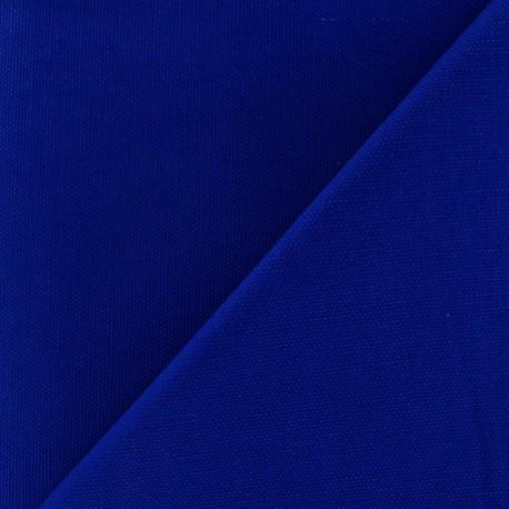 Cotton Canvas Fabric - CANAVAS Royal Blue x 10cm