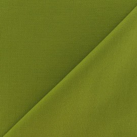 Cotton Canvas Fabric - CANAVAS Moss Green x 10cm