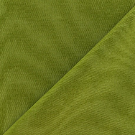 Cotton Canvas Fabric - CANAVAS Moss Green x 10cm