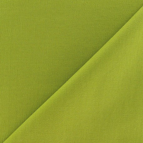 Cotton Canvas Fabric - CANAVAS Lime Green