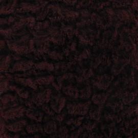 Mungo fantasy fur - Bordeaux x 10cm